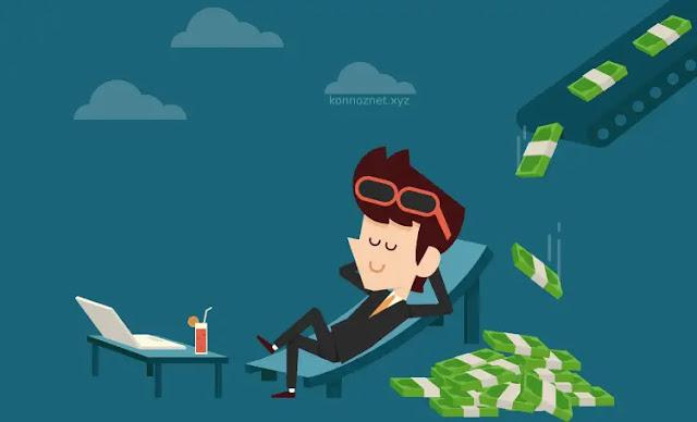 كيف يمكن تدريب عقلك لربح المال من الإنترنت
