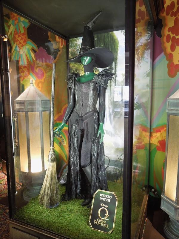 Mila Kunis Oz Wicked Witch costume