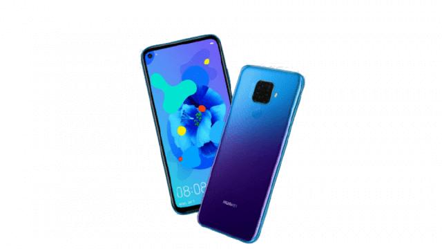 تسريب مواصفات هاتف Huawei Nova 5i Pro