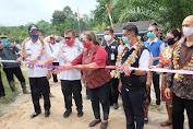 Foto: Wakil Bupati Sekadau Aloysius Kunjungi Dusun Sebelantau Desa Sungai Antu Belitang Hulu