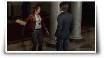 """La vidéo """"personnages """" de Resident Evil: Infinite Darkness la série Netflix"""