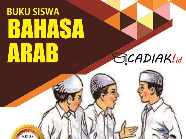 TERBARU Buku Bahasa Arab Kelas 1 Mi Kurikulum 2013 Revisi 2019 PDF