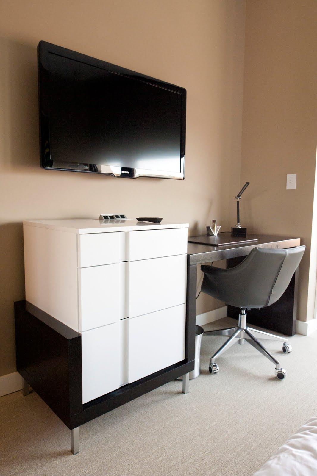 ROTHERHAM design: Hotel Ignacio - Guest Room Furniture