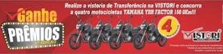 Promoção Vistori Vistoria Veicular 4 Motos - Ganhe Prêmios 2 Edição