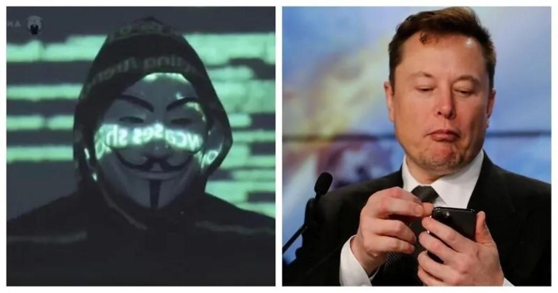 hackers vs elon musk