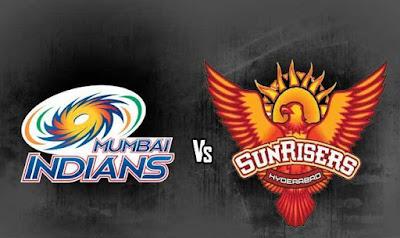 Who will win MI vs SRH Today Match