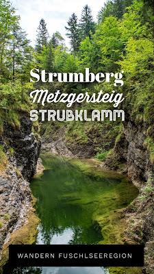 Strumbergspitze und Metzgersteig | Wanderung Faistenau – Ebenau | Wandern FuschlseeRegion | Wanderung Salzkammergut SalzburgerLand