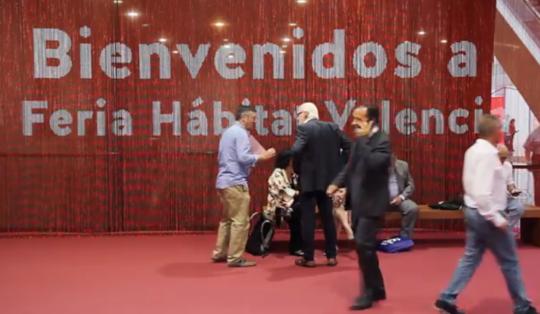 Economía incrementa un 26% el número de invitados a Hábitat Valencia, con 67 compradores