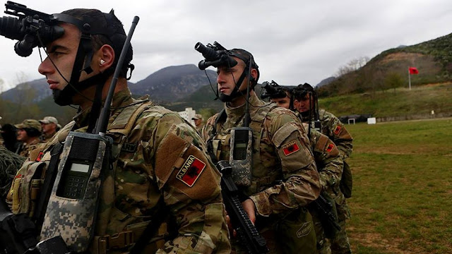 Η Τουρκία δίνει 16,5 εκατ. ευρώ και αναβαθμίζει τμήμα του Αλβανικού στρατού