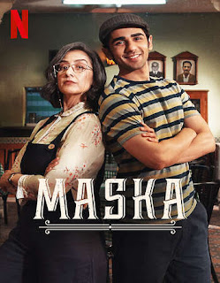 Maska (2020) Hindi Movie Web-DL | 720p | 480p
