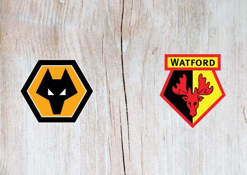 Wolverhampton Wanderers vs Watford -Highlights 28 September 2019