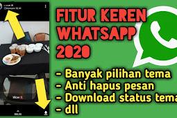 Download dan Install WhatsApp MOD Terbaru 2020 - Fitur Komplit dan Anti Banned
