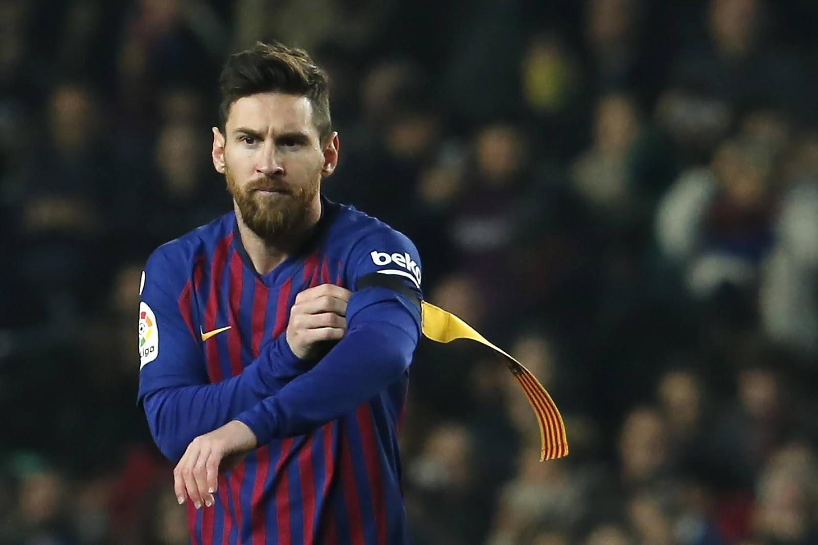 Argentine maestro Lionel Messi