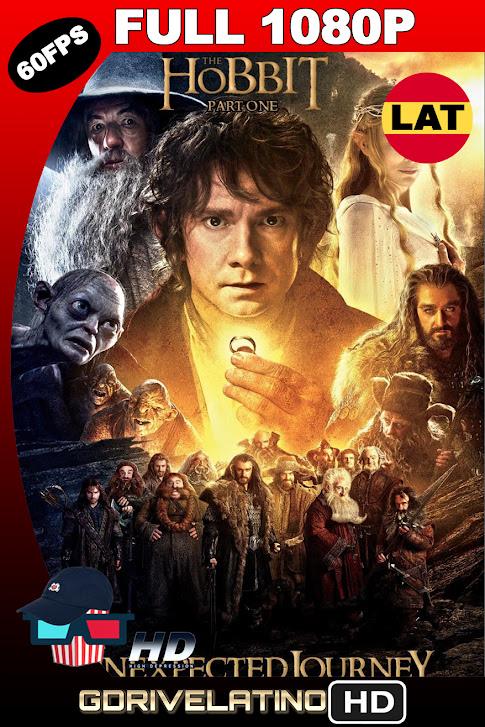 El Hobbit : Un Viaje Inesperado (2012) BDRip 1080p (60fps) EXTENDED EDITION Latino-Ingles MKV