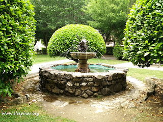 Fuente de la Estación de El Espinar