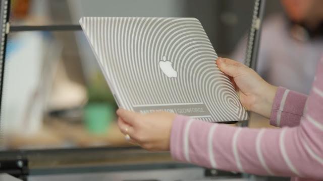 16 - Perkenalkan Glowforge, Printer 3D Paling Fantastis!