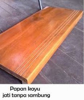 tangga kayu