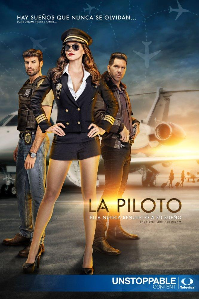 La piloto 1×50 Latino 1080p
