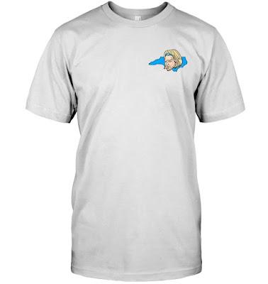 Brady Manek North Carolina T Shirts