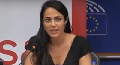 Η Δόμνα Μιχαηλίδου ξαναχτύπησε με «όπλα Συρίας»