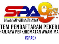 Peluang Kerja di sektor kerajaan melalui Suruhanjaya Perkhidmatan Awam Malaysia (SPA)