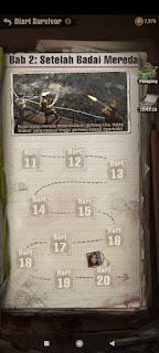 Misi di Game The Walking Dead: Survivors
