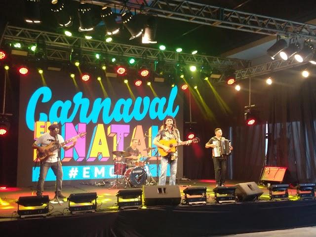 Prefeitura de Natal promove Carnaval online com variedade de atrações