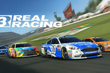 Real Racing 3 v7.3.0 Mod Apk+Data Obb For All GPU Terbaru