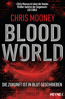 Blood World von Chris Mooney
