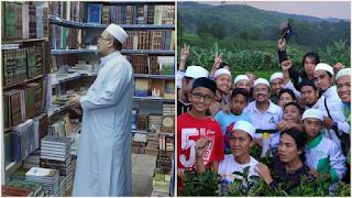 Terungkap, Habib Rizieq Rela Sisihkan Uang Beasiswa demi Beli Kitab untuk Para Santrinya