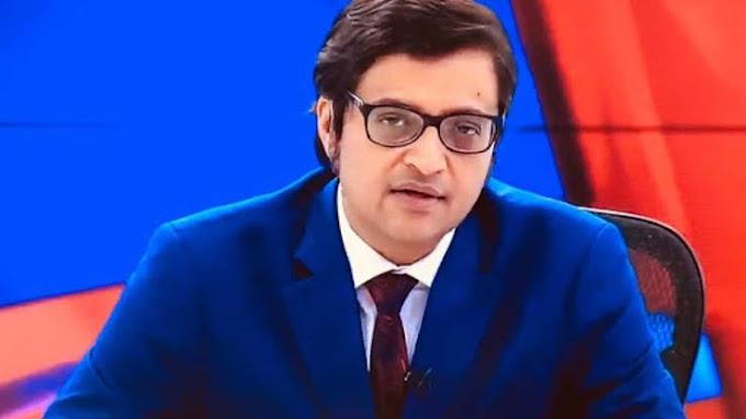 लिटिल बॉय ने No 1 पत्रकार अर्नब गोस्वामी की एक सुंदर नकल की। Little Boy did a beautiful mimicry of No 1 Journalist Arnab Goswami.