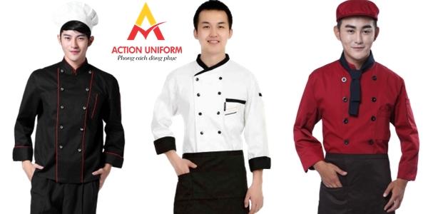 Mẫu áo bếp 11