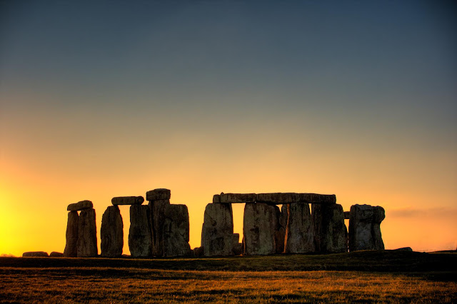 Megalitos Stonehenge Sallisbury Inglaterra