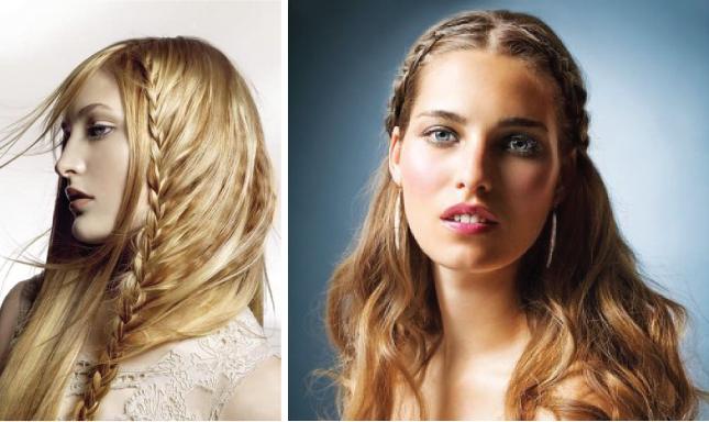 Hairstyles Braids Half Up: Haircut Fashion: July 2012