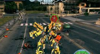 cheat Transformers the game pc