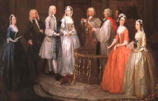 The American Patriot Series: Wedding in Colonial America