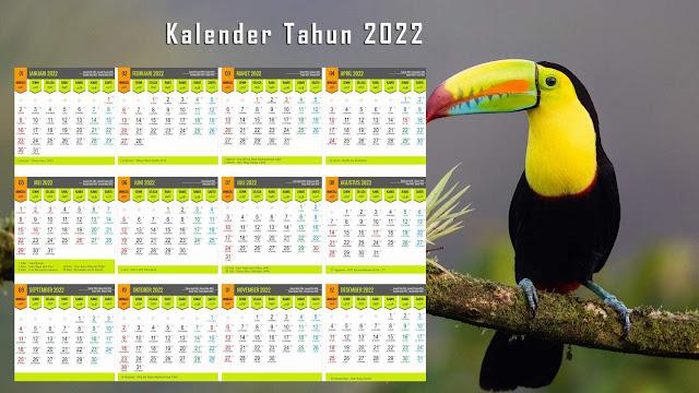 Download kalender tahun 2022 lengkap format cdr psd doc pdf jpg