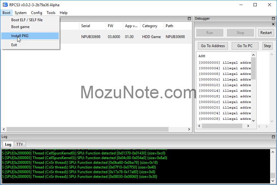 Exdata folder ps3 download