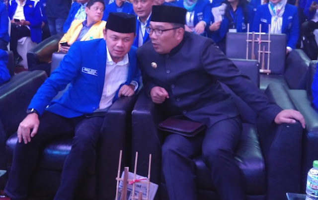 Jadi Ternyata Ini Penyebab Ridwan Kamil Tak Diterima PDIP, Ironis