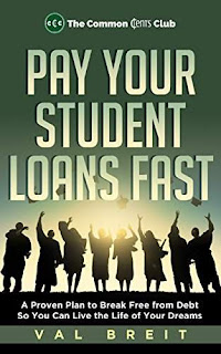 Pay Your Student Loans Fast - how to wipe out any debt by Val Breit