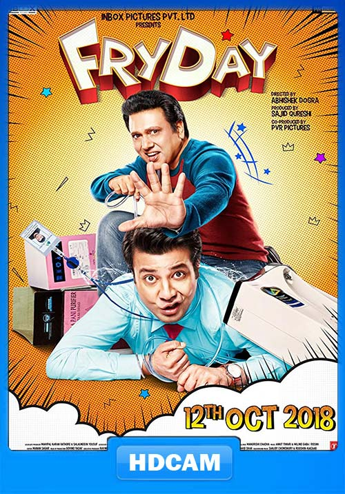FryDay 2018 PreDvd Hindi 720p x264 | 480p 300MB | 100MB HEVC