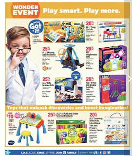 Toys R Us Flyer August 18 – 24, 2017