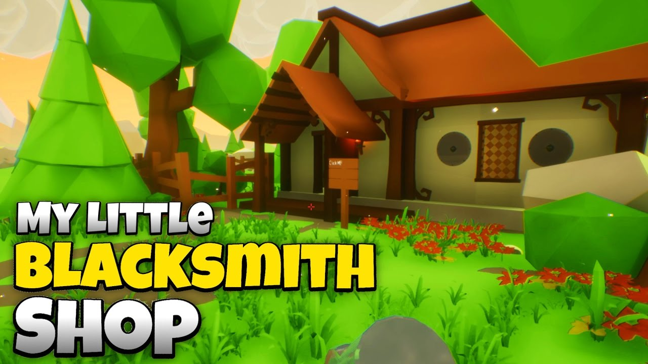 My Little Blacksmith Shop Download
