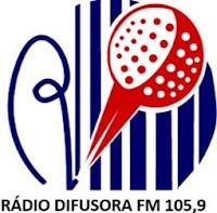 Rádio Difusora FM 105,9 de Ponta Grossa PR