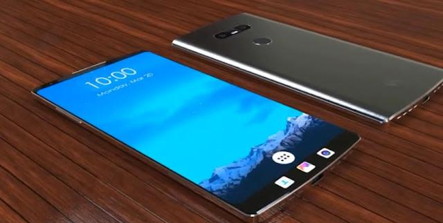 خصائص ومميزات هاتف إل جي في 30
