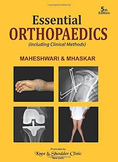 Essential Orthopaedics - 5th Edition Maheshwari
