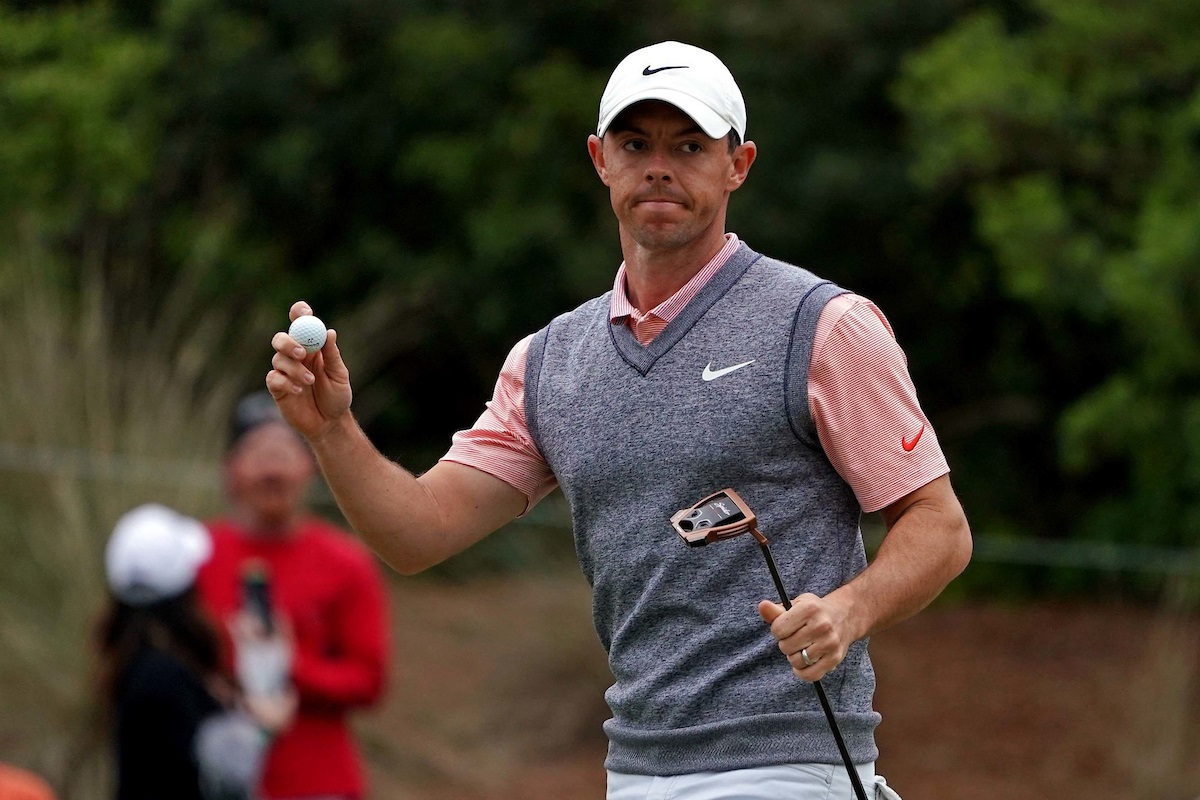 The Man to Beat- Rory McIlroy