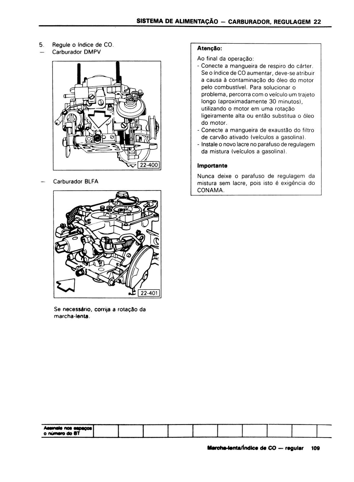 MANUAIS DO PROPRIETÁRIO GRÁTIS: MANUAL DE REPARAÇÃO DO VW
