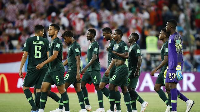 Ukraine vs Nigeria: Super Eagles denied victory in Dnipro