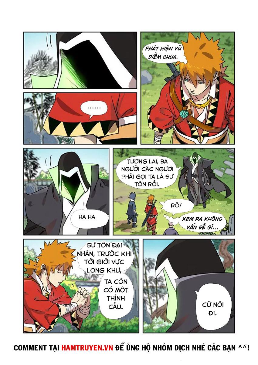 Yêu Thần Ký chap 288 - Trang 3
